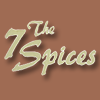 The 7 Spices - Larkhall Logo