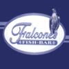 Falcone's Fish Bar - Carronshore Logo