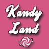 Kandy Land - Alloa Logo
