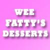 Wee Fatty's Ice Cream & Desserts - Yoker Logo