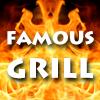 Famous Grill - Bathgate Logo