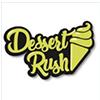 Dessert Rush - Paisley Logo