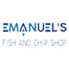 Emanuel's Fish & Chip Shop - East Kilbride Logo