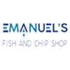 Emanuel's Fish & Chip Shop - East Kilbride Logo