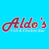 Aldo's Fish & Chicken Bar - Fallin Logo