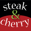 Steak & Cherry - Glasgow Logo