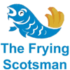 The Frying Scotsman - Aberdeen Logo