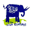 The Blue Elephant - Aberdeen Logo