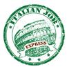 Italian Job Express - Shettleston Logo