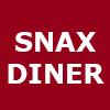 Snax Diner - Alloa Logo