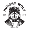 Hungry Wolf - Edinburgh Logo