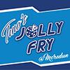 Tino's Jolly Fry - Edinburgh Logo