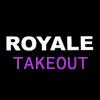 Royale Takeout - Paisley Logo