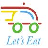 Let's Eat - Paisley Logo