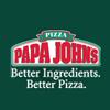 Papa John's - Glasgow Logo