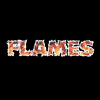 Flames - Menstrie Logo