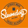 Slumdog Delivered - Corstorphine Logo