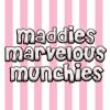 Maddies Marvelous Munchies - Bathgate Logo