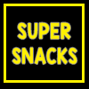 Super Snacks - Whitburn Logo