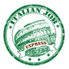 Italian Job Express Glasgow - Glasgow Logo