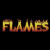 Flames - Whitburn Logo