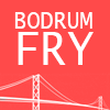 Bodrum Fry - South Queensferry Logo