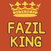 Fazil King - Paisley Logo