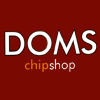 Dom's Chip Shop  - Glenrothes Logo