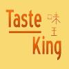 Taste King Newmains - Newmains Logo